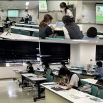 福山市社会福祉協議会の職員の方々が地域のデジタル化支援のために,Zoom講習会(ホスト編)を受講されました!