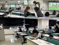 福山市社会福祉協議会職員が地域のデジタル化支援のために,オンライン会議システム講習会(主催者編)を受講されました!
